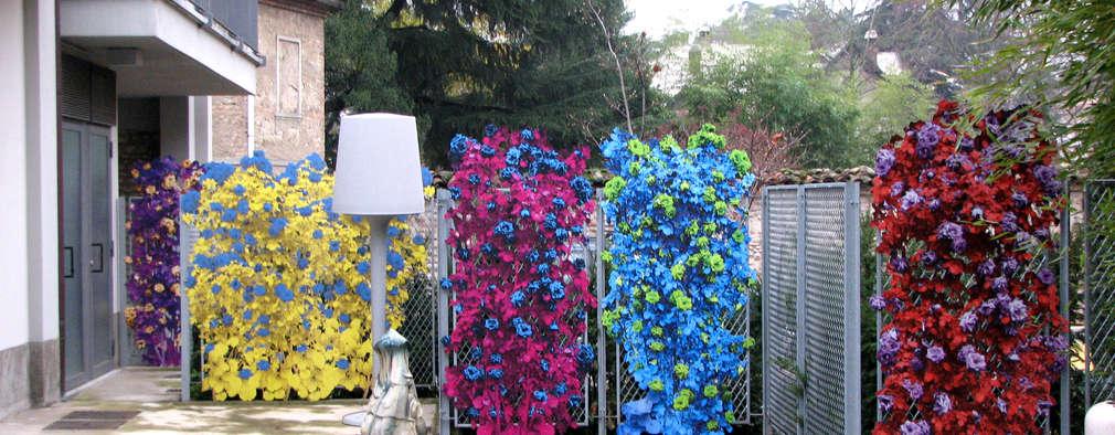 12 idee facili da realizzare per un piccolo giardino - Idee per realizzare un giardino ...