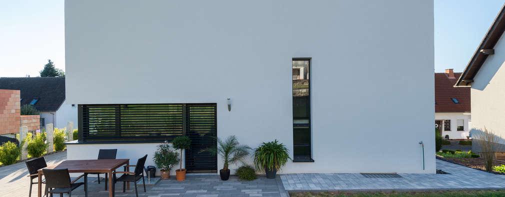 moderne Huizen door herbertarchitekten Partnerschaft mbB