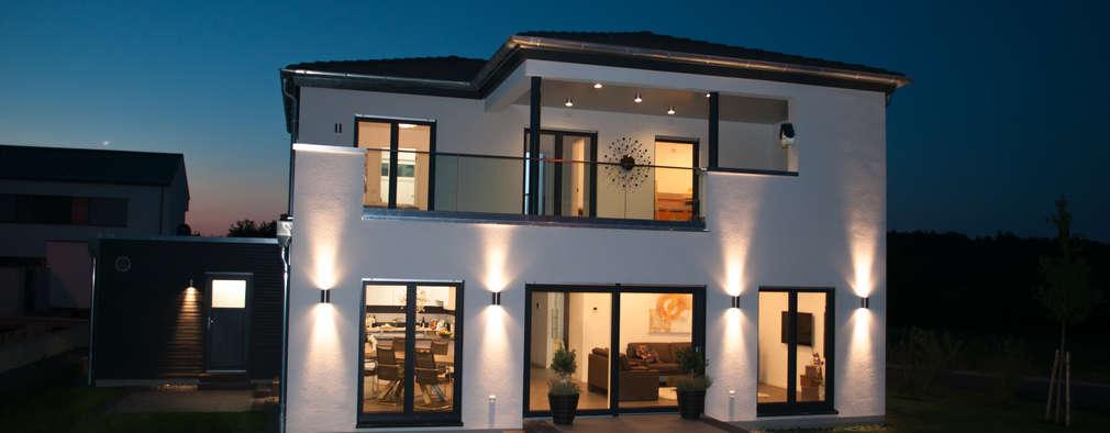 Projekty, nowoczesne Domy zaprojektowane przez STREIF Haus GmbH