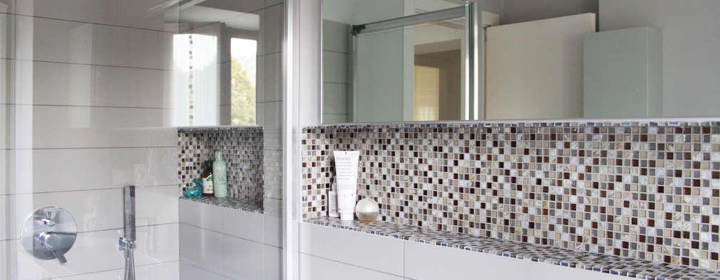 modern Bathroom by SuMisura