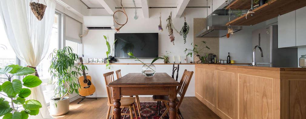 5 appartamenti che ci mostrano come arredare con poco for Arredare casa con poco