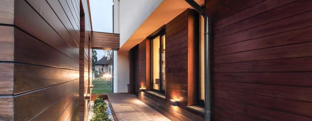 modern Houses by BECZAK / BECZAK / ARCHITEKCI