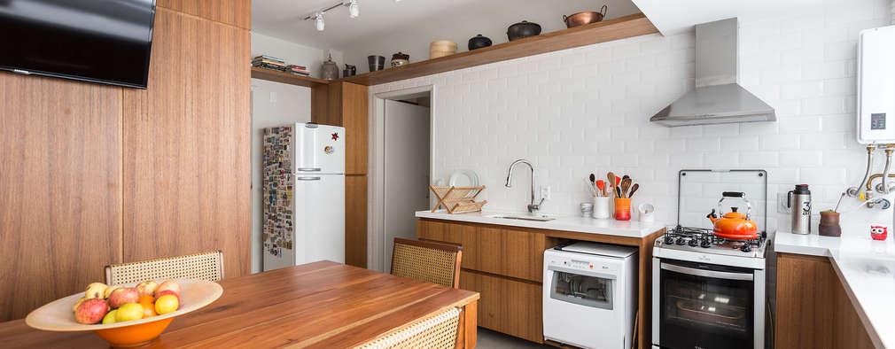 Dapur by Kali Arquitetura