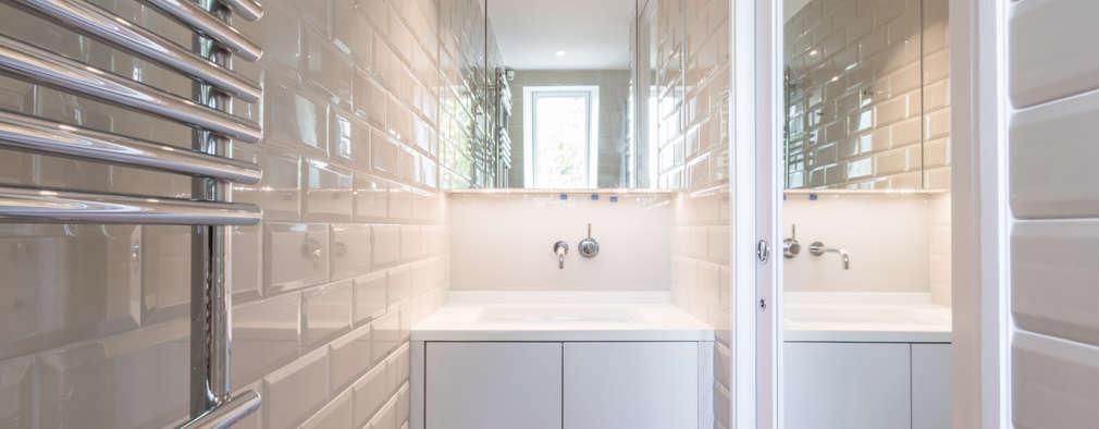modern Bathroom by TOTUS