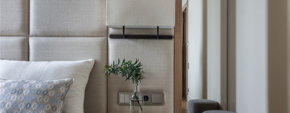 modern Bedroom by Дизайн бюро Татьяны Алениной