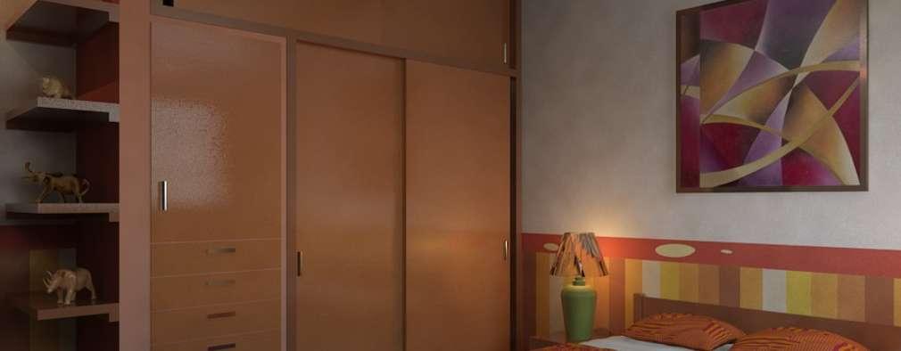 14 modelos de armarios con estilo para tu dormitorio - Modelos de armarios ...