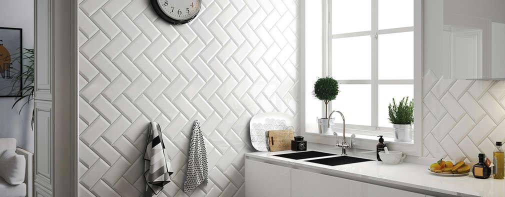 Azulejos metro: ¡reviste tus paredes con estilo!