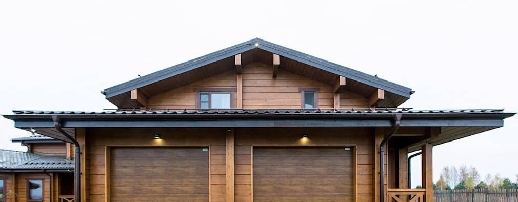 Double Garage by GOOD WOOD