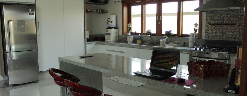 Кухни в . Автор – canatelli arquitetura e design