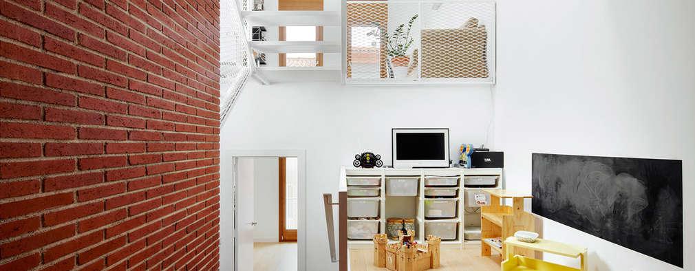Una casa ristrutturata moderna e rivoluzionaria for Casa moderna ristrutturata