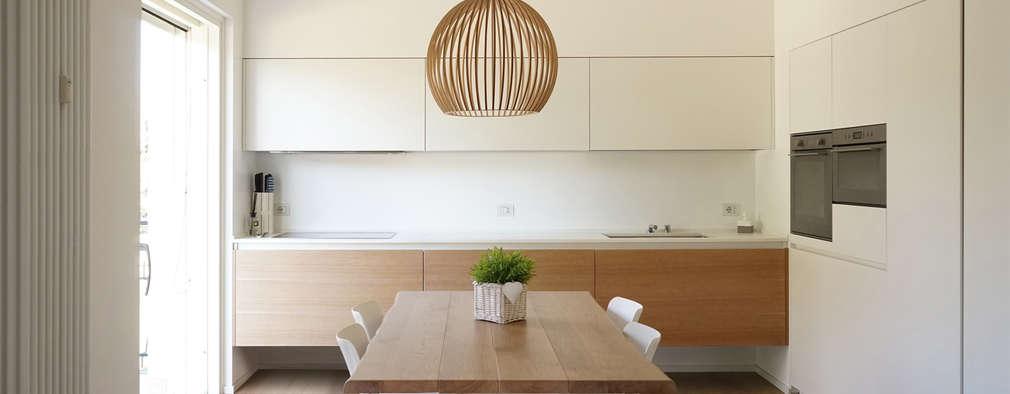 Un appartamento minimal in un palazzo anni 39 60 treviso for Appartamento minimal