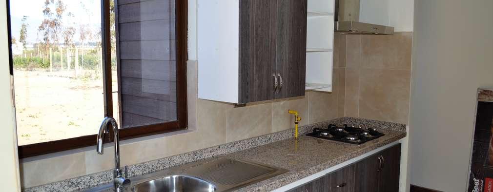 mediterrane Keuken door Casas Metal