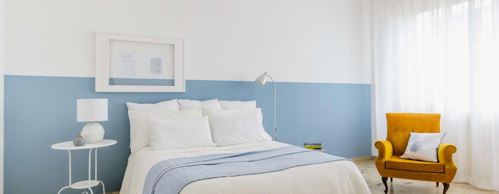 Venduta a Prima Vista: iskandinav tarz tarz Yatak Odası