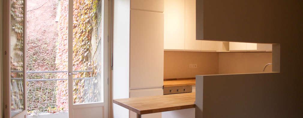 Cucina: Cucina in stile in stile Moderno di SuMisura