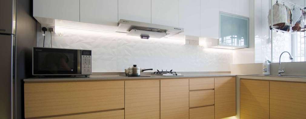 Potong Pasir Renovation:   by Designer House