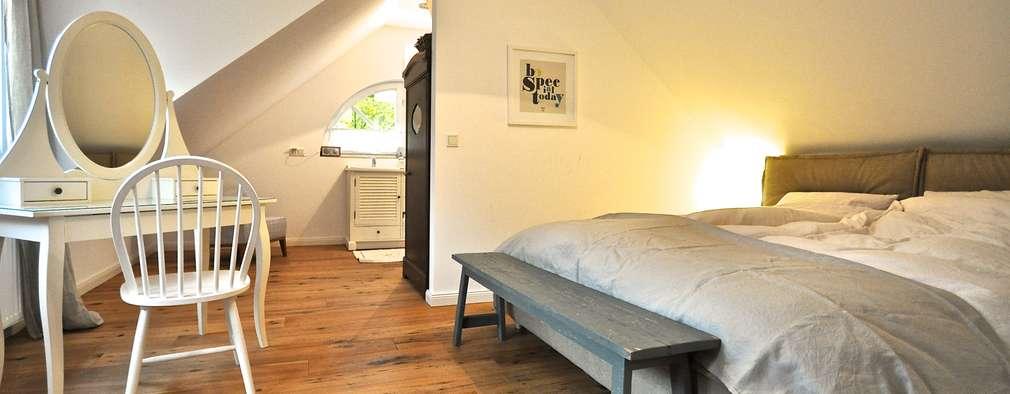 vorher nachher vom leeren dachboden zum gem tlichen schlafzimmer. Black Bedroom Furniture Sets. Home Design Ideas
