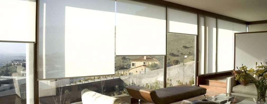 Limpieza de cortinas roller:  de estilo  por DV arquitectura