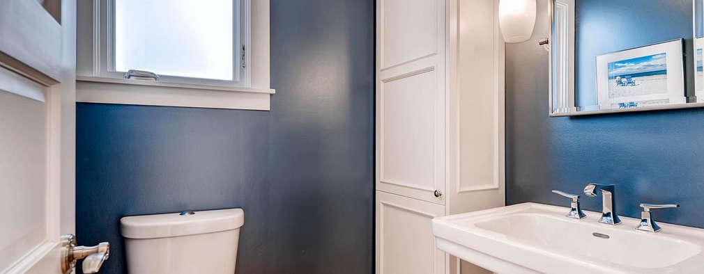 klassische Badezimmer von Studio Design LLC