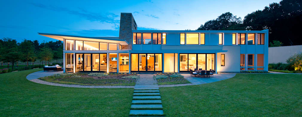 modern Houses by Cunningham | Quill Architects