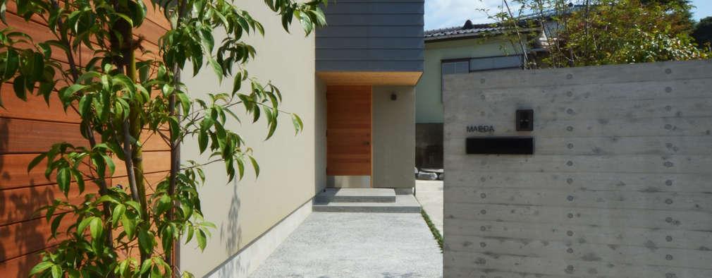 元石川町M邸: 遠藤誠建築設計事務所(MAKOTO ENDO ARCHITECTS)が手掛けた家です。