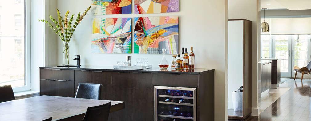 Neveras empotradas para mayor comodidad y espacio en la cocina - Mueble para nevera ...