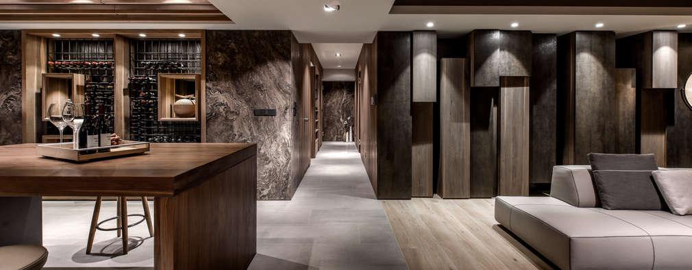 Walls by CJ INTERIOR 長景國際設計