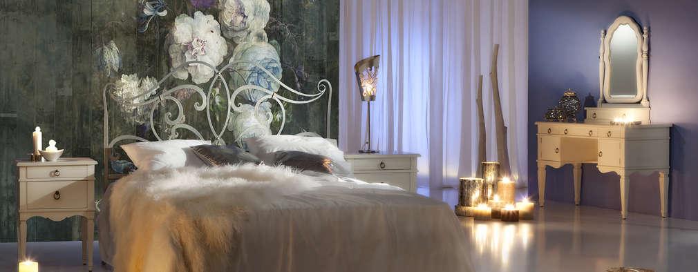 Hoe maak je een romantische slaapkamer?