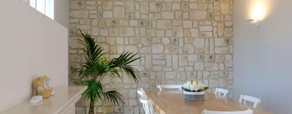 Comedores de estilo mediterráneo por yesHome