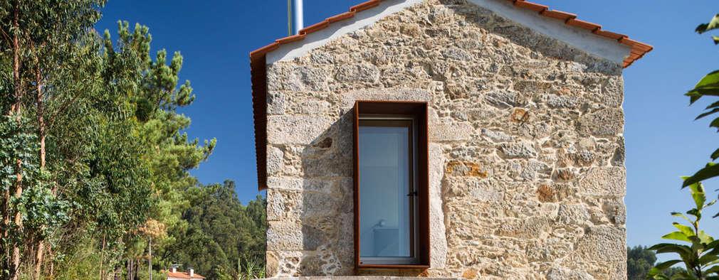 Maisons de style de style Scandinave par PAULO MARTINS ARQ&DESIGN