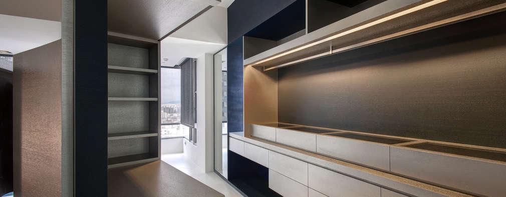 臥室 by Taipei Base Design Center