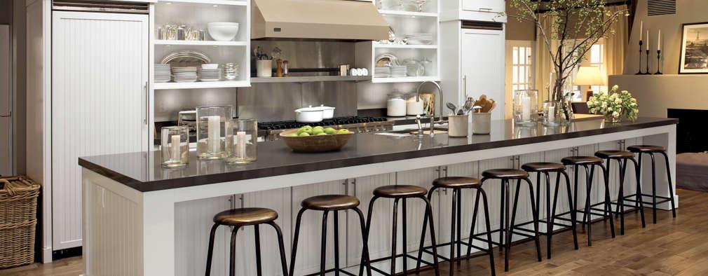 Great Modern Kitchen: modern Kitchen by Kitchen Krafter Design/Remodel Showroom