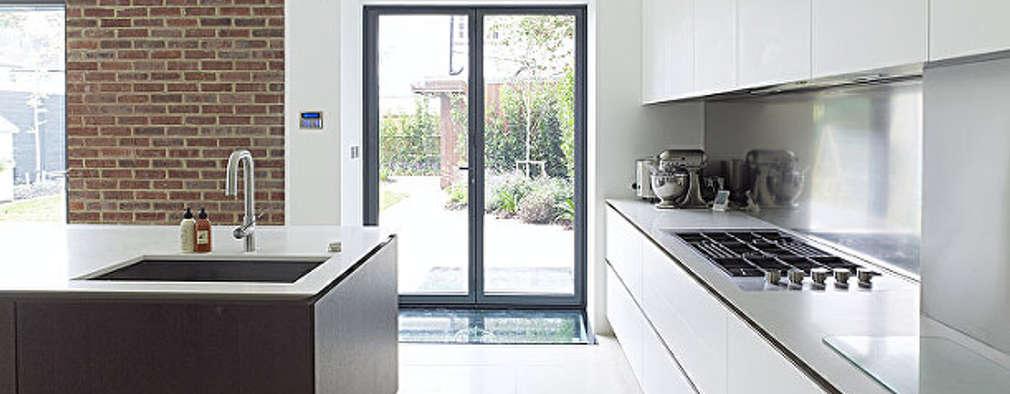 廚房 by Elemental Architecture