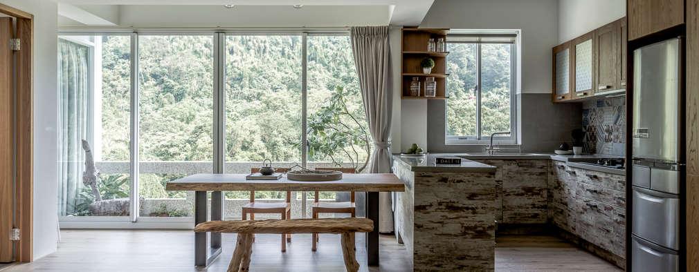 La cocina y el comedor juntos 9 ideas para que los for Casa con cocina y comedor juntos