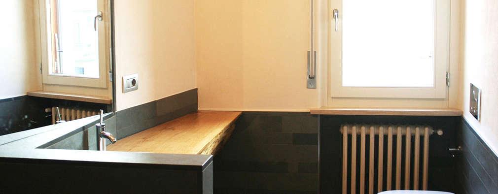 modern Bathroom by Architetto Luigi Pizzuti