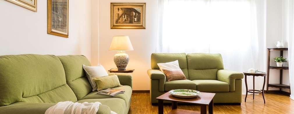 غرفة المعيشة تنفيذ Francesca Greco  - HOME|Philosophy