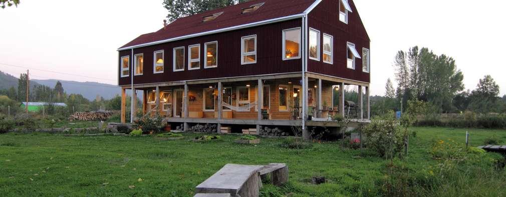บ้านและที่อยู่อาศัย by Kanda arquitectos