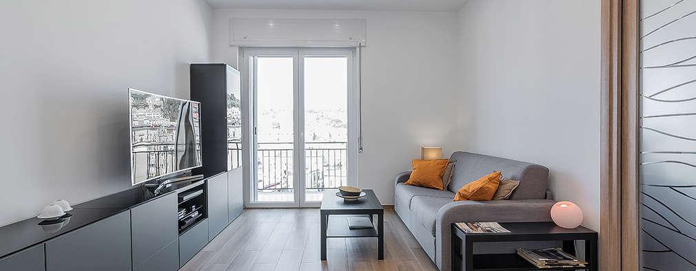 Moderne Wohnzimmer Von Facile Ristrutturare