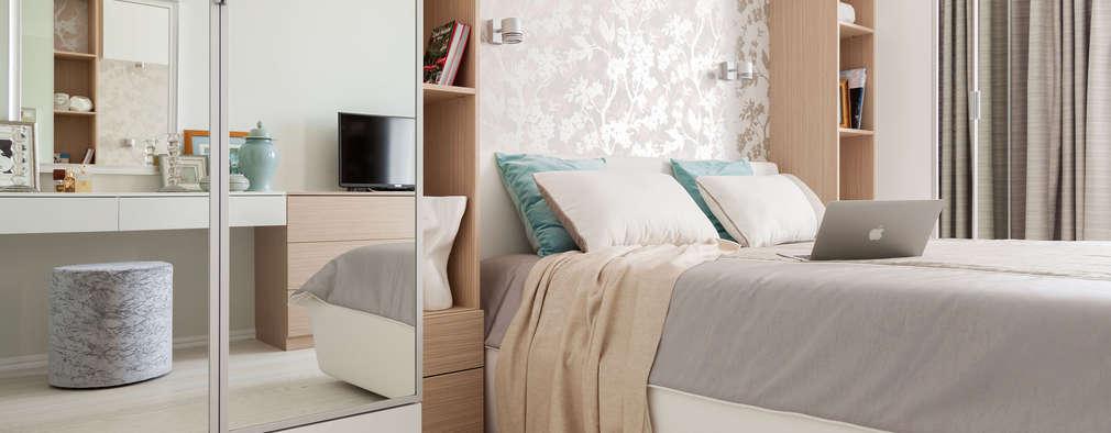 Квартира 77,5 м2 / Small Appartment :  в . Автор – p