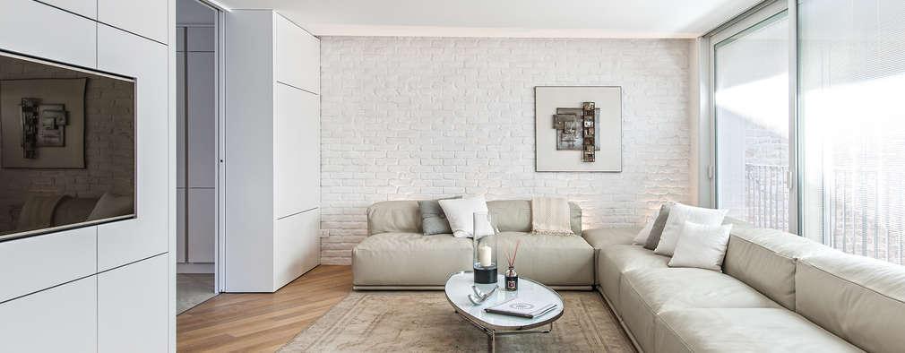 moderne Woonkamer door BRANDO concept