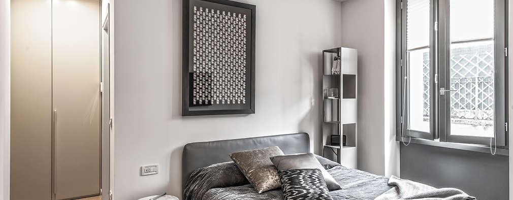 BRANDO concept: modern tarz Yatak Odası