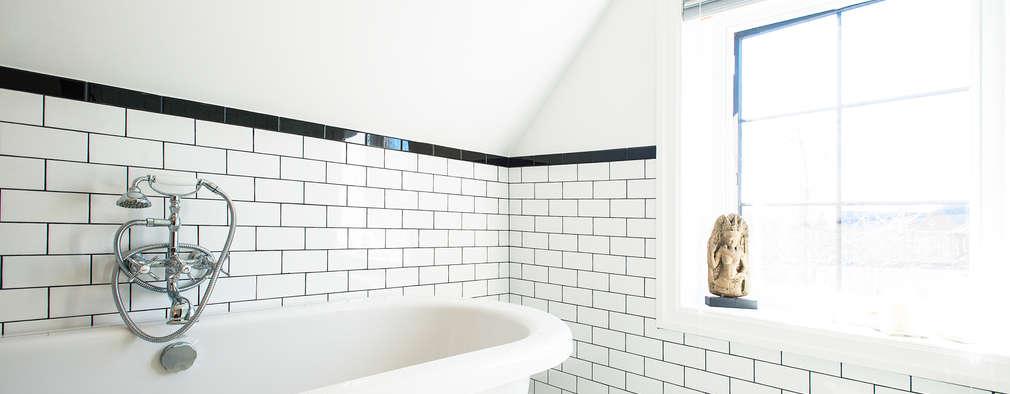 浴室 by Solares Architecture