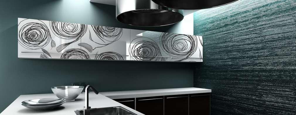 modern Kitchen by MODOS HOGAR
