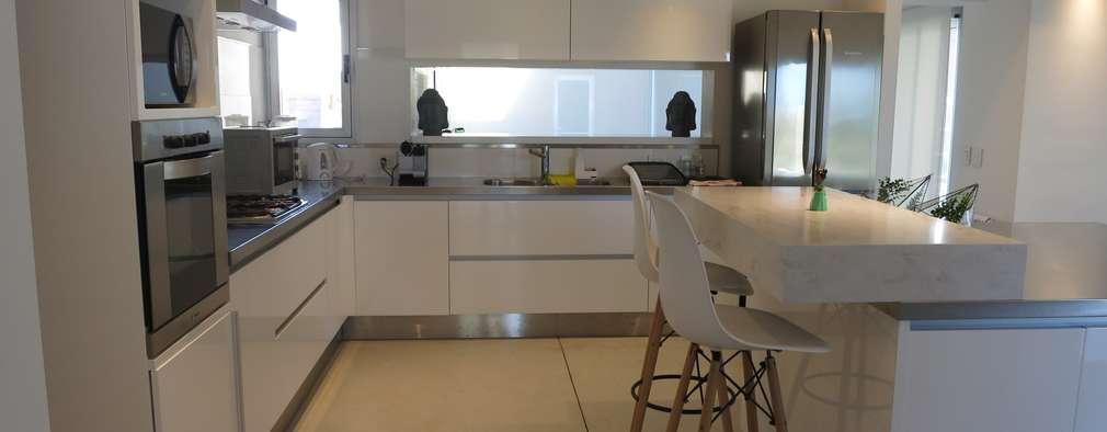 De qué color deberías pintar tu cocina?
