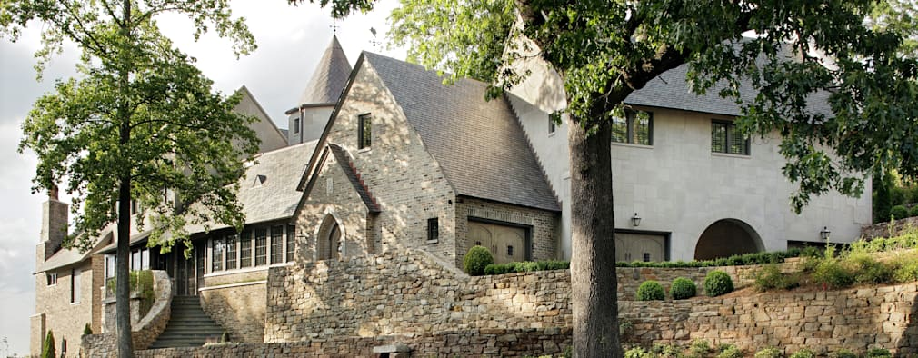 English Abbey: country Houses by Jeffrey Dungan Architects