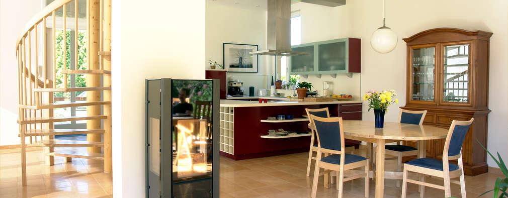 Nhà bếp by Müllers Büro