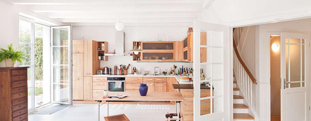 Haus Zehlendorf: Klassische Küche Von Müllers Büro