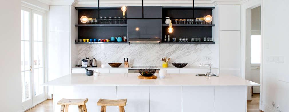 12 interessante ideen f r die k che. Black Bedroom Furniture Sets. Home Design Ideas