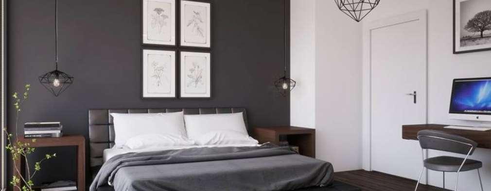 غرف النوم: 8 ألوان يمكنك استخدامهم في الموبيليا
