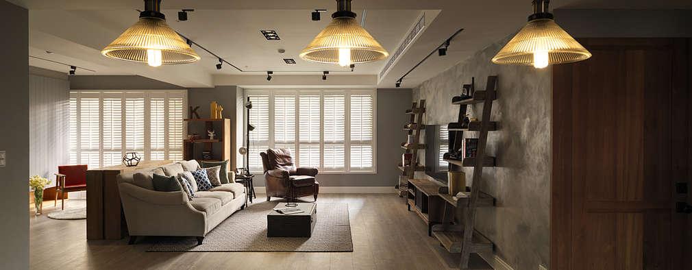 غرفة السفرة تنفيذ 陶璽空間設計