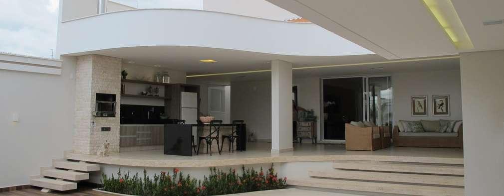 classic Garden by Cia de Arquitetura